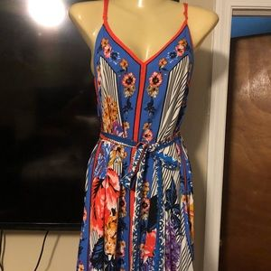 NWT FLYING TOMATO DRESS small floral